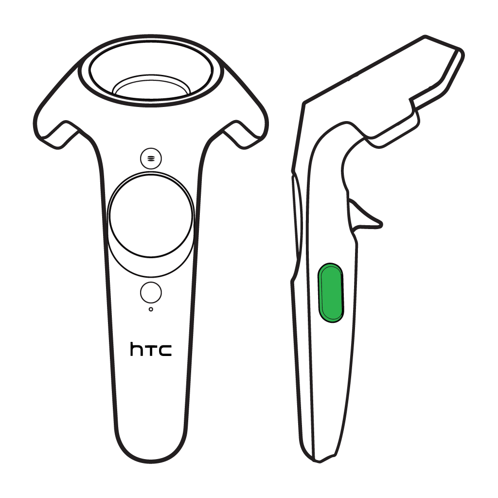 Left controller