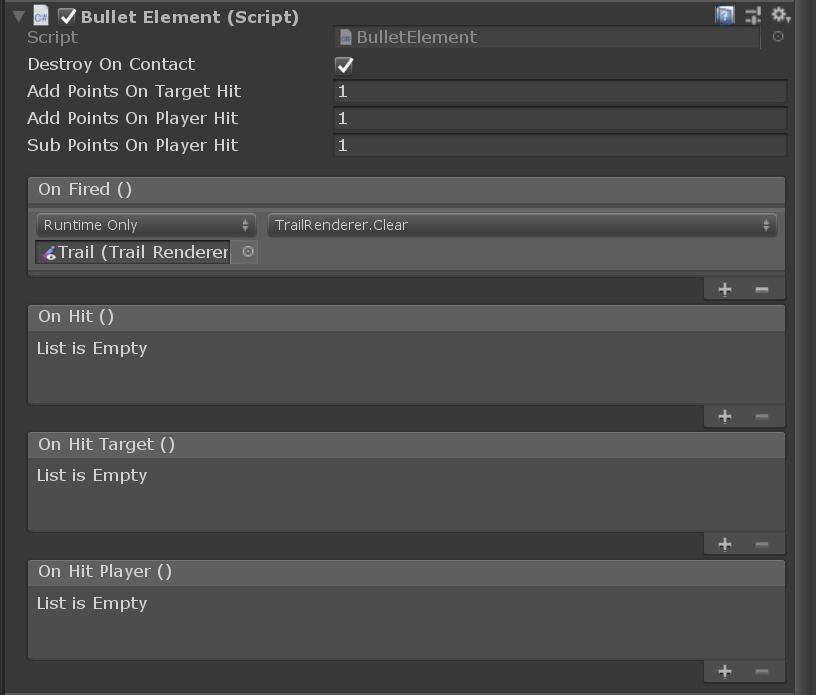 BulletElement component