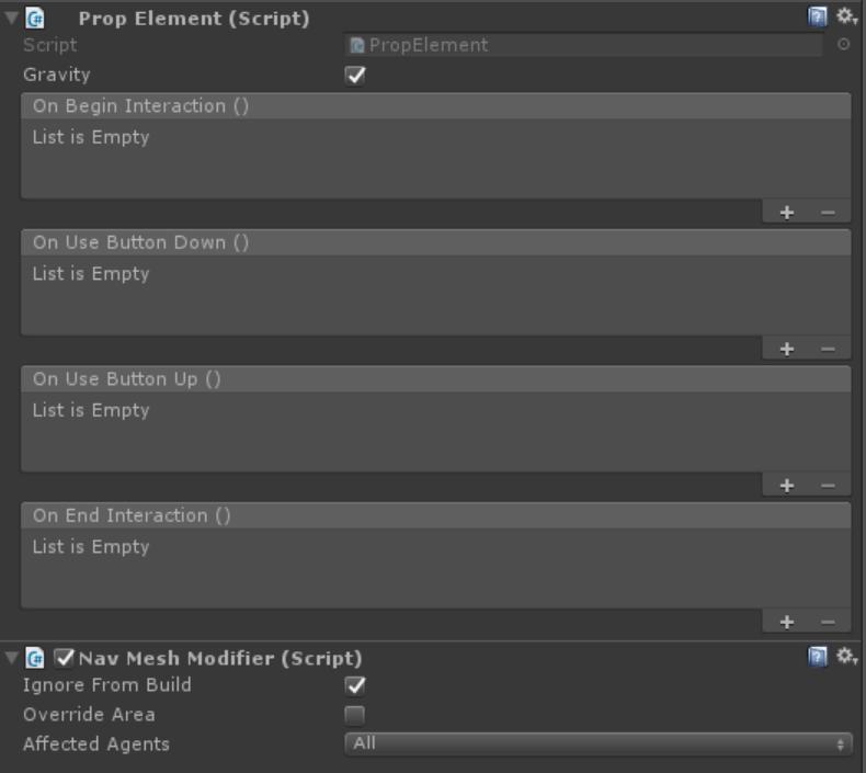 PropElement component