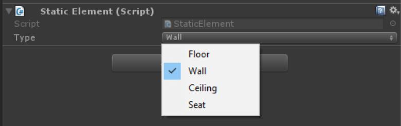 StaticElement component